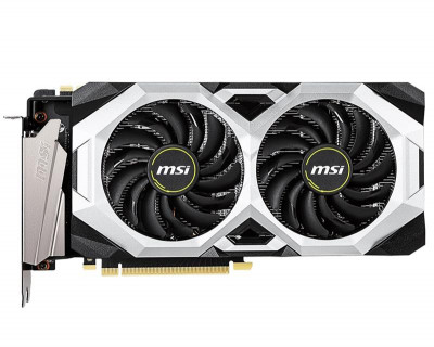 Видеокарта GF RTX 2070 Super 8GB GDDR6 Ventus GP MSI (GeForce RTX 2070 Super Ventus GP)