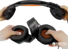 Навушники Real-El GDX-7700 Surround 7.1 Black-orange (EL124100016) - зображення 4
