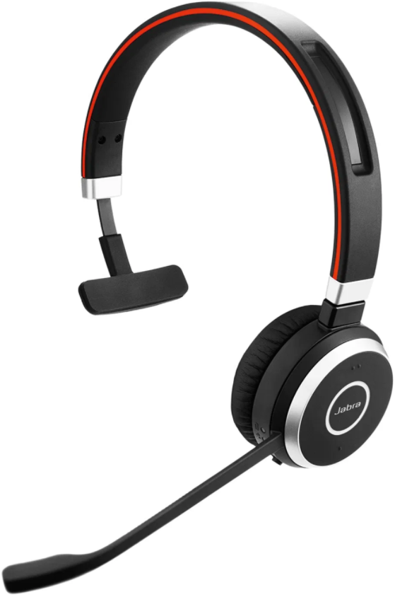 Наушники Jabra Evolve 40 MS Mono (6393-823-109)