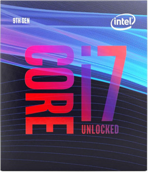Процессор Intel Core i7 9700K 3.6GHz (12MB, Coffee Lake, 95W, S1151) Box (BX80684I79700K)