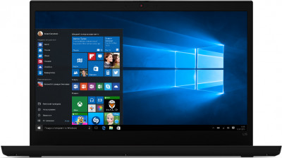 Ноутбук Lenovo ThinkPad L15 Gen 1 (20U3002FRT) Black