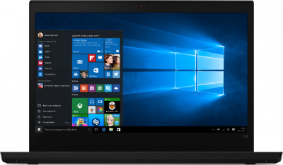 Ноутбук Lenovo ThinkPad L14 Gen 1 (20U50002RT) Black