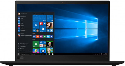 Ноутбук Lenovo ThinkPad X1 Carbon (8th Gen) (20U9004RRT) Black