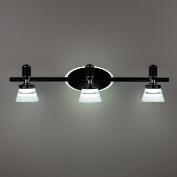 Бра 4light 8511/3 Black LED 18W