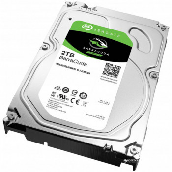 Жорсткий диск Seagate BarraCuda HDD 2TB 7200rpm 256MB ST2000DM008 3.5 SATA III
