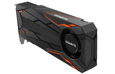 Відеокарта Gigabyte GeForce GTX 1080 TURBO OC (GV-N1080TTOC-8GD)