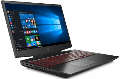 Ноутбук HP Omen 17-cb1000ur (158H2EA) Shadow Black