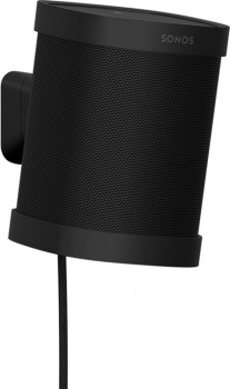 Настінне кріплення Sonos Mount for One and Play:1 Black (SS1WMWW1BLK)