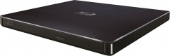 H-L Data Storage Blu-ray Writer USB2.0 EXT Ret Ultra Slim Black (BP55EB40)
