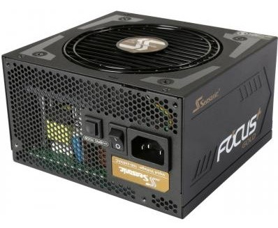 Блок питания для ПК Seasonic 550W FOCUS GX-550 Gold (SSR-550FX NEW)