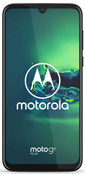 Мобільний телефон Motorola G8 Plus 4/64GB Cosmic Blue (PAGE0015RS)