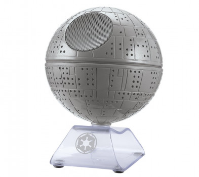 Портативна акустика eKids iHome Star Wars Death Star (LI-B18.FXV7Y)