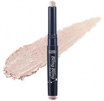 Олівець-тіні для повік Etude House Bling Bling Eye Stick #15 Peach Swan Star 1.4 г (8809587390526)