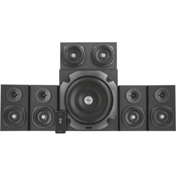 Акустическая система Trust Vigor 5.1 Surround Speaker System Black (22236)