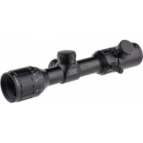Прицел Air Precision 3-9х32 Air Rifle scope IR - зображення 1