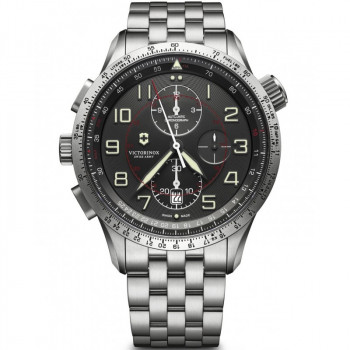 Чоловічий годинник Victorinox Swiss Army AIRBOSS Mechanical Chrono MACH 9 V241722