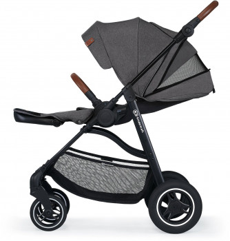 Прогулянкова коляска Kinderkraft All Road Ash Gray (KKWALROAGR0000) (5902533914524)