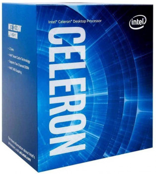 Процесор Intel Celeron G5900 3.4 GHz / 8 GT / s / 2 MB (BX80701G5900) s1200 BOX