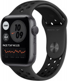 Смарт-годинник Apple Watch Series 6 Nike GPS 44mm Space Gray Aluminum Case with Anthracite/Black Nike Sport Band (MG173UL/A)