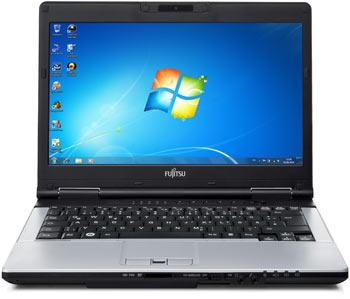 Ноутбук Fujitsu LIFEBOOK S752-Intel Core i5-3320M-2,6GHz-4Gb-DDR3-500Gb-HDD-W14-Web+батерея-(B)- Б/У