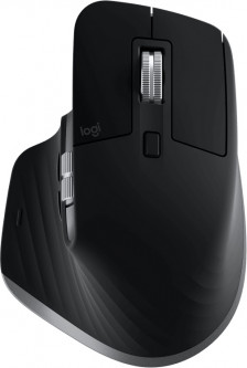 Мышь Logitech MX Master 3 for Mac Bluetooth Space Grey (910-005696)