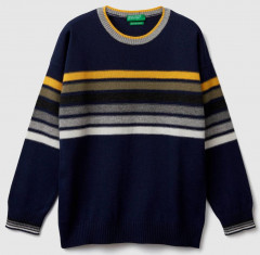 Джемпер United Colors of Benetton 1041Q1934.G-72 140 см L (8032652334365)