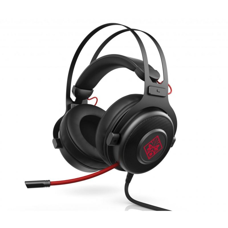 Наушники HP Omen Gaming Headset 800 (1KF76AA)
