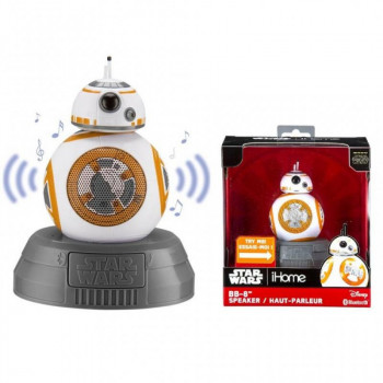 Акустическая система eKids Disney Star Wars, BB-8 Droid Wireless (LI-B67B7.FMV6)
