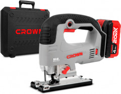 Электролобзик Crown CT25003HX-4 BMC