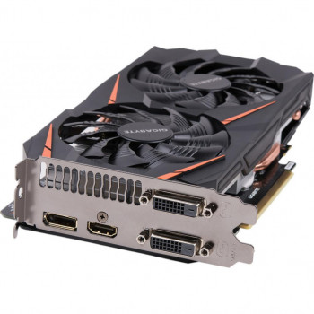 Відеокарта Gigabyte GeForce GTX1060 3072Mb WF2 OC (GV-N1060WF2OC-3GD) Refurbished
