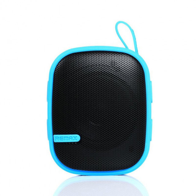 Портативная Bluetooth колонка Remax RB-X2 (Blue)