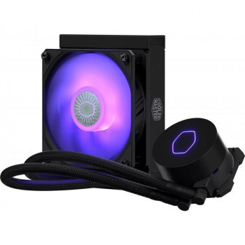 Кулер процессорный Cooler Master MasterLiquid ML120L V2 RGB LGA2066/2011-V3/1200/115x/AM4/AM3 (MLW-D12M-A18PC-R2)