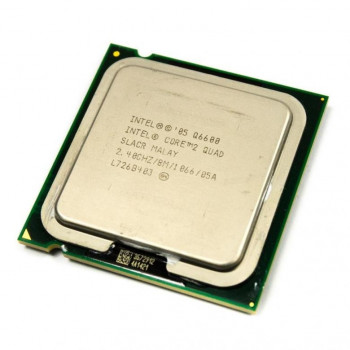 Процесор INTEL Core2QUAD 4 ЯДРА Q6600 LGA775 2.4 GHz/ 8 MB/ 1066 Mhz s775 Tray Б/У
