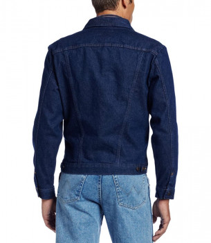 Класична джинсова куртка Wrangler - Denim (74145PW)
