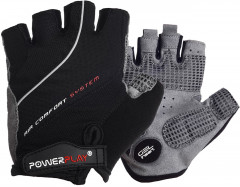 Велоперчатки PowerPlay 5023MEN S Black (5023MEN_S_Black)