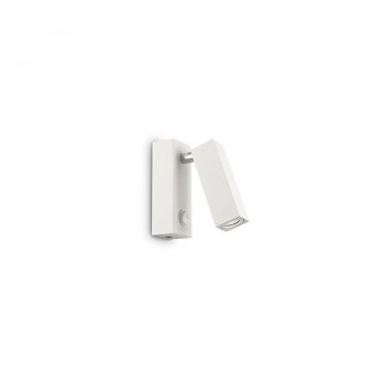Бра Ideal Lux Page Ap1 Square Bianco 142258