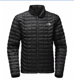 Куртка чоловіча The North Face ThermoBall TNF-C762 M Black