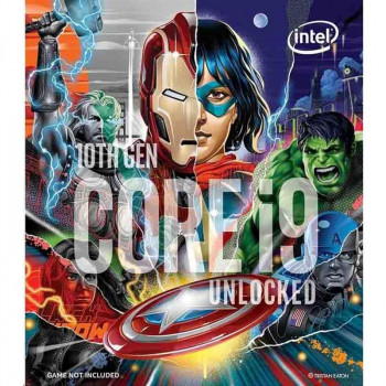 Процесор Intel Core i9 10850KA 3.6 GHz (20MB, Comet Lake, 95W, S1200) Box (BX8070110850KA)