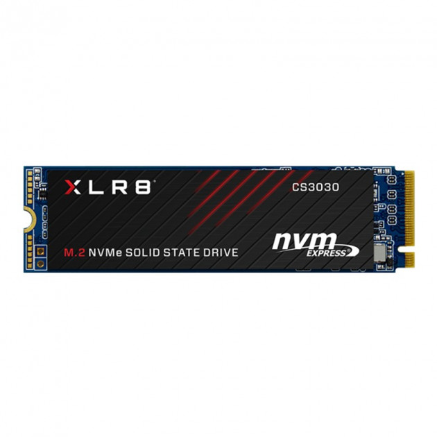 SSD накопитель PNY XLR8 CS3030 240GB M.2 2280 PCIe 3.0 x4 3D TLC (M280CS3030-500-RB) - зображення 1