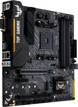 Материнська плата Asus TUF Gaming B450M-Plus II (sAM4, AMD B450, PCI-Ex16)