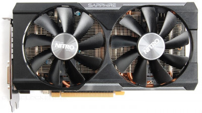 Sapphire PCI-Ex Radeon R9 380 Nitro with Back-Plate 4096 MB GDDR5 Refurbished