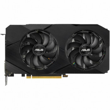 Видеокарта ASUS GeForce RTX2060 6144Mb DUAL Advanced EVO (DUAL-RTX2060-A6G-EVO)