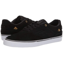 Кеди Emerica Low Vulc Black/Gold/White, 40 (255 мм) (11258972)