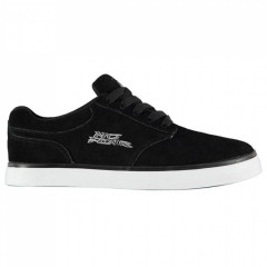 Кеди No Fear Pier 7 Vulc Trainers Black/White, 46 (11206493)