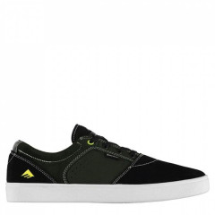 Кеди Emerica Figgy Dose Skate Green Shoe 896, 41 (260 мм) (11251169)