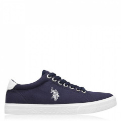 Кеди US Polo Assn US Polo Jaxon Sn02 Blue DROY, 41 (260 мм) (11217755)