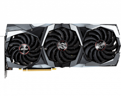 Видеокарта MSI RTX2080 8GB GAMING X TRIO (RTX 2080 GAM X TRIO)