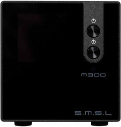 Аудиоинтерфейс SMSL Audio M300 Black (90401646)