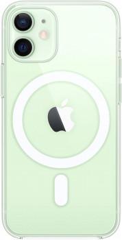 Панель Apple MagSafe Clear Case для Apple iPhone 12 mini Clear (MHLL3ZE/A)