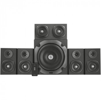 Акустична система TRUST Vigor 5.1 Surround Speaker System for PC black